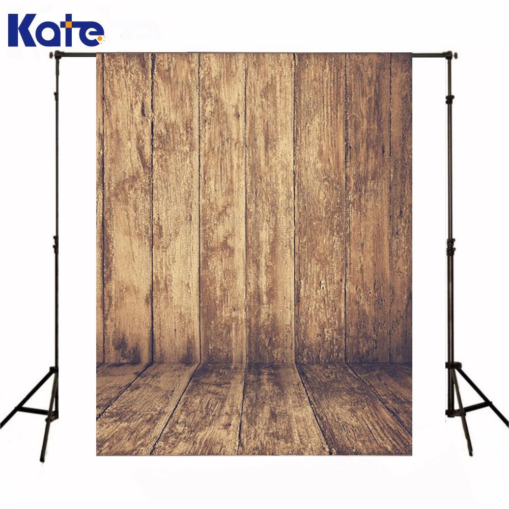 Kate Newborn Baby Photo Backdrops Yellow Wood Wall Fond De Studio De Rough Wooden Floor Photography Backgrounds For Photo Studio цена 2016