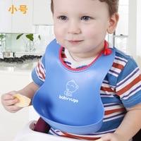 Small Children S Eat Bibs Baby Infants Pocket Mouth Burp Cloths Baby Convenient Waterproof Bibs Supplies