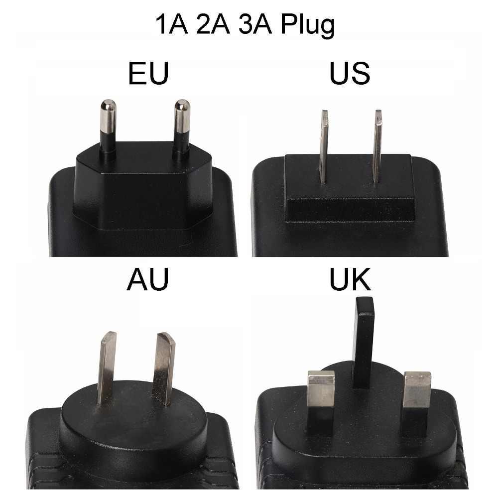Lepszej jakości AC adapter dc 110 220V do 12 V 1A 2A 3A 4A 5A 6A 8A zasilacz 5.5*2.5mm Jack 12 zasilacz adapter