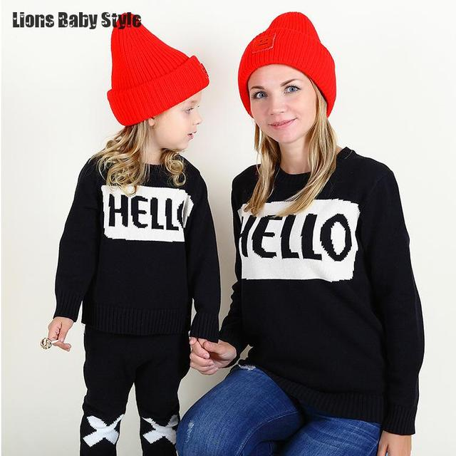 Autumn Spring Bobo Choses Long Sleeve Kids Girls Clothes T Shirt For Girls Tshirt Top Enfant Hello Good Bye Letter Writing!