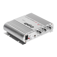 20W 12V Mini Hi Fi Stereo Bass Radio MP3 Amplifier Booster For Car Motorcycle Home