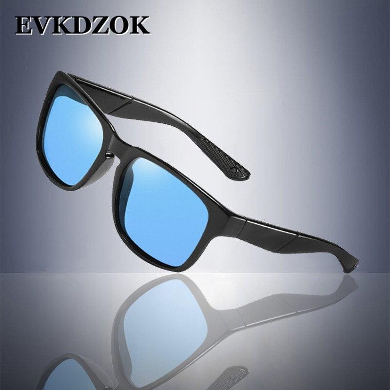 8840cfe11f Comprar 2018 clásico gafas de sol polarizadas de la marca de los hombres  Venta caliente gafas de sol lente azul mujeres gafas de sol de conducir  hombre ...