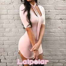 2018 summer style Maxi dresses sexy Women Slim Fit Bodycon Half Sleeve womens party night club dress Laipelar