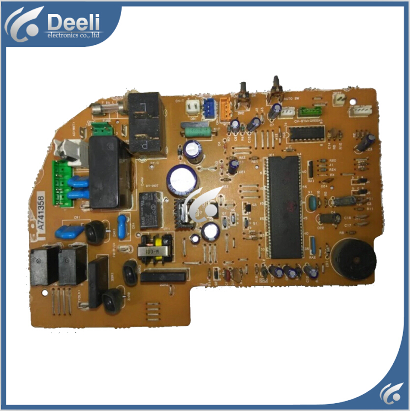 95% new Original for Panasonic air conditioning Computer board A741331 A741494 A741495 A741358 circuit board original for tcl air conditioning computer board used board