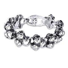 Phantom Biker Bracelet