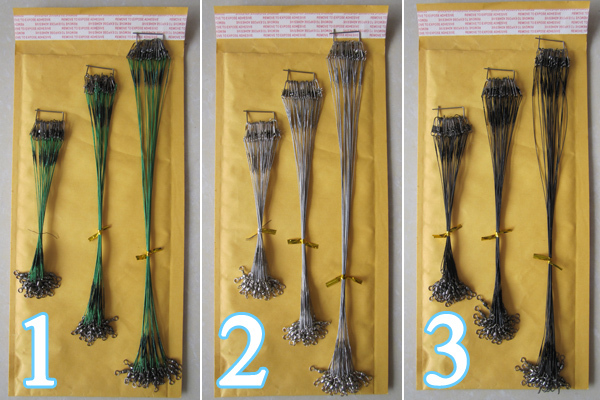 wire leader  sets