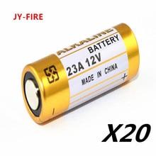 20pcs/Lot Alkaline Dry Battery  23A 12V 21/23 A23 E23A MN21 MS21 V23GA L1028 Small Battery 5pcs lot small battery 23a 12v 21 23 a23 e23a mn21 ms21 v23ga l1028 alkaline dry battery