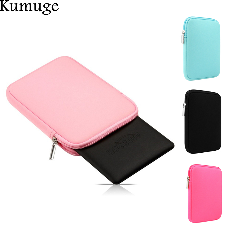Tablet Liner Sleeve Pouch Bag for New iPad 9.7 inch 2017 Soft Tablet Cover Case for iPad Air 2/1 Pro 9.7 Funda Bag for iPad Mini цена