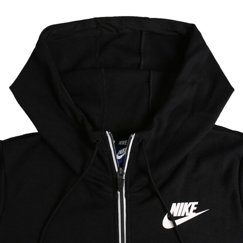 30a4b5a9d776 Original New Arrival NIKE AS W NSW AV15 HOODIE FZ Women s Jacket Hooded  Sportswear-in Running Jackets from Sports   Entertainment on Aliexpress.com  ...