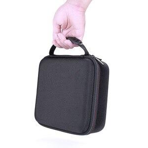Image 5 - جديد EVA الصلب التخزين حمل حالة مربع ل Anki Cozmo ألعاب روبوتية السفر للماء واقية غطاء الحقيبة مربع مزدوجة سحابات حقيبة