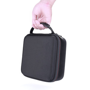 Image 5 - 新 Eva ハードケースボックスためアンキ Cozmo ロボットおもちゃ旅行防水保護カバーポーチボックスダブルジッパーバッグ