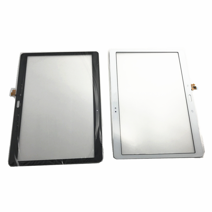 Samsung Galaxy TAB S 10.5/'/' SM-T800 T805 Digitizer Touch Screen Glass Pad Black