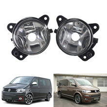 ANGRONG 2x Front Fog Light font b lamps b font OEM Replacement Left Right No Bulb