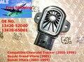 Japan NEW Throttle Position Sensor 1342065D00 13420-65D00 13420-52D00 compatible:CHEVROLET Tracker SUZUKI Vitara XL-7 TPS switch