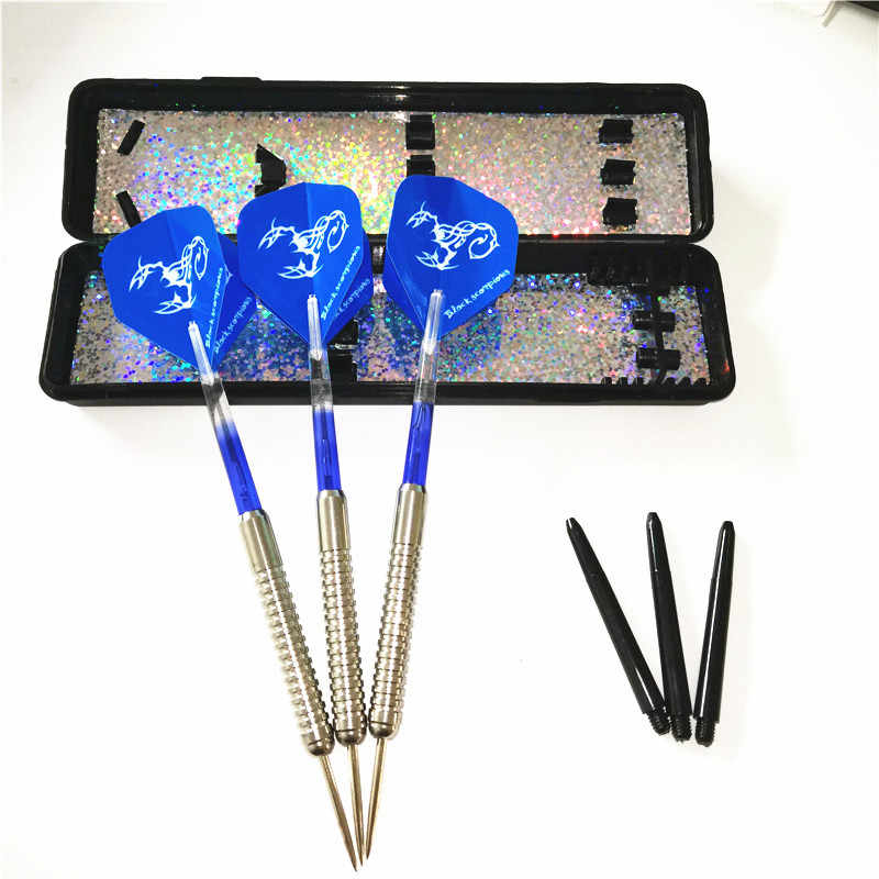 3Pcs//Set Durable Professional Competition Tip  TUNGSTEN Darts Indoor Games+Case