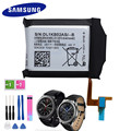 Оригинальная Аккумуляторная батарея SAMSUNG Gear S3 Frontier/Классическая фотография Φ 380 мАч