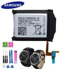 Bateria original EB-BR760ABE de samsung para samsung gear s3 frontier/classic EB-BR760A SM-R760 SM-R770 SM-R765 SM-R765S 380mah