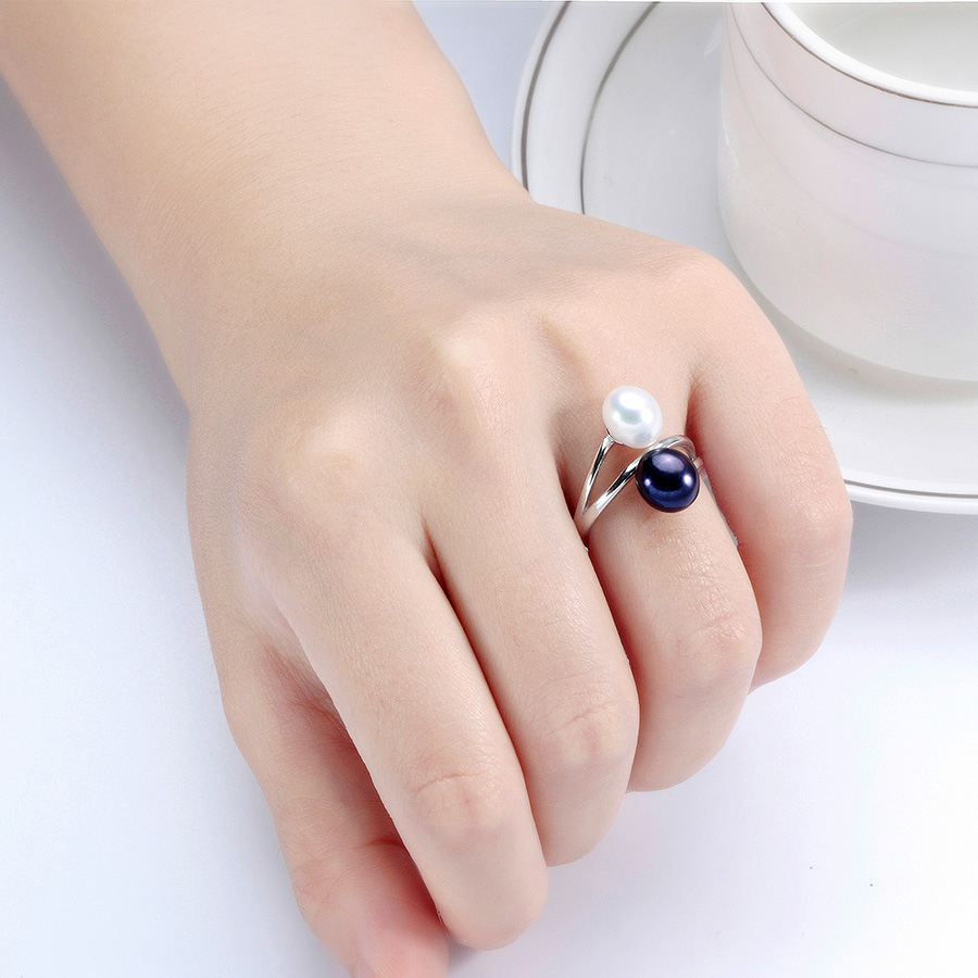 VEAMOR Ring New Brand Fashion Jewelry 925 Sterling Silver Rings For ...