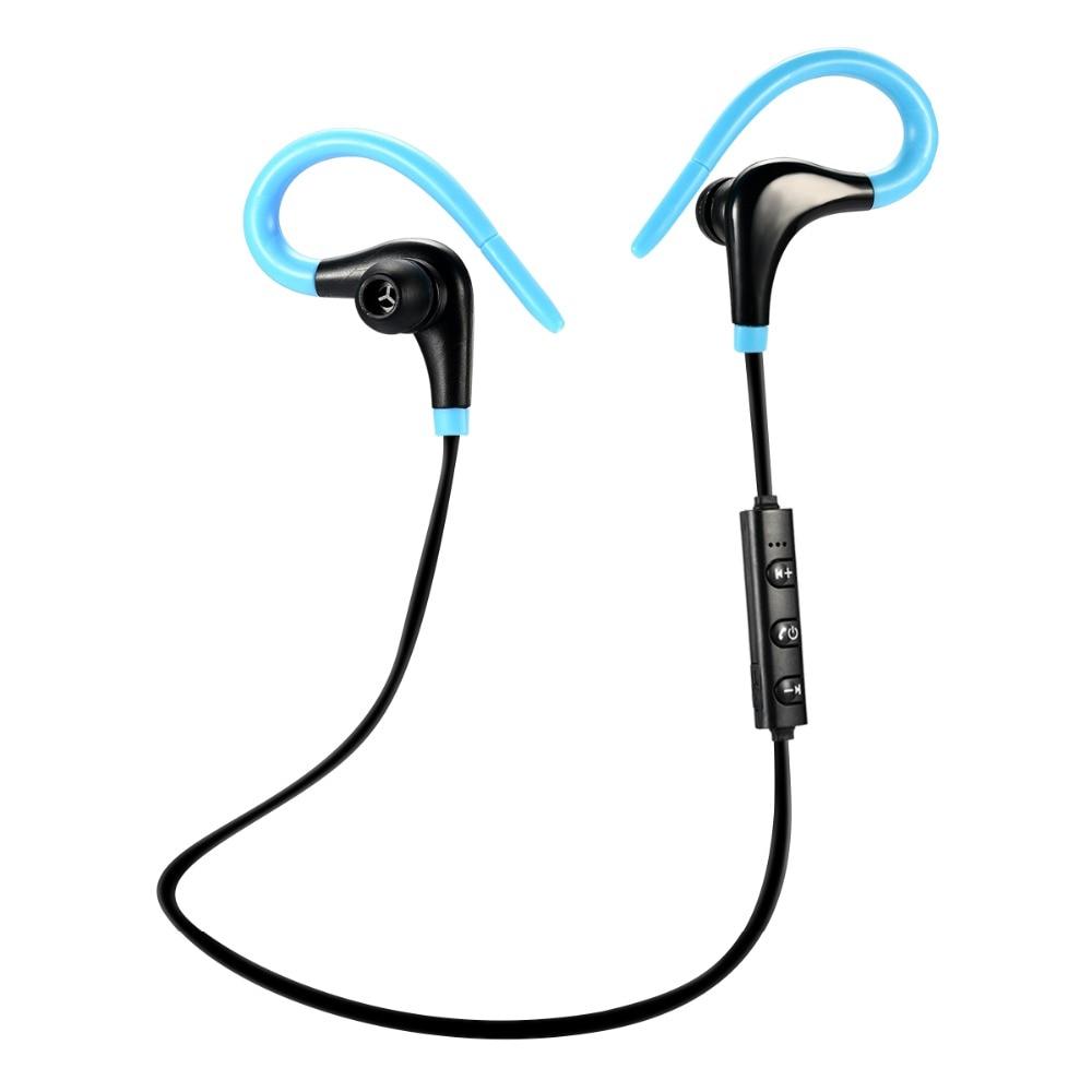 Sport Bluetooth Earphone Headset Stereo Wireless Earphones