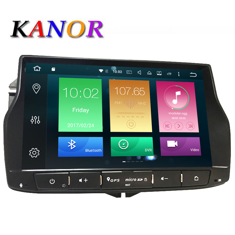 KANOR Android 8 0 font b Car b font DVD Player For Lada Vesta Android dvd