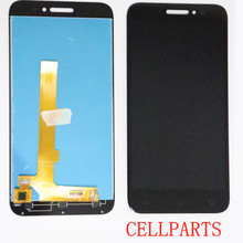 5.0 cal LCD z ekranem dotykowym do Alcatel Shine Lite 5080 5080X 5080A 5080U 5080F 5080Q 5080D wyświetlacz + ekran dotykowy montaż