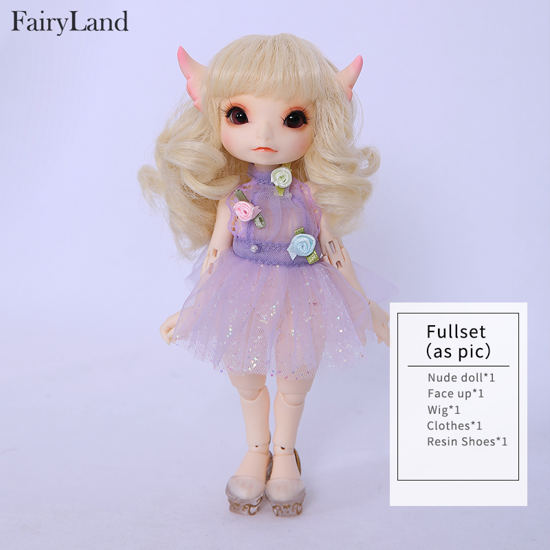 Fairyland Dolls Surprise Kit Ball Jointed Doll
