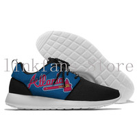 Riley among top prospect performers EVA Atlanta Braves Basketball Shoes Running Shoes Black Size 4 12 lady and gentlemen sneaker