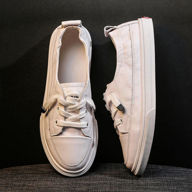 Women Casual White Shoes...