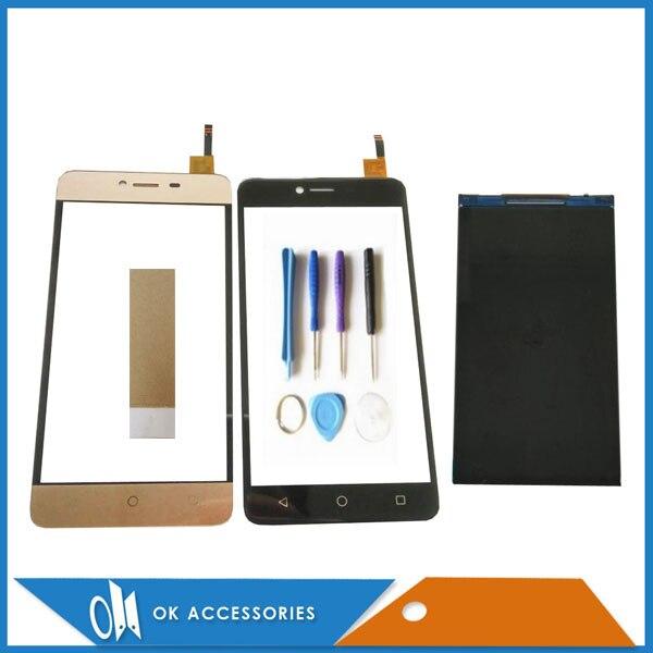 For BQ Strike Power Easy/ Easy Se BQ-5058 BQS-5058 BQ5058 BQS5058 LCD Screen Display Touch Screen Separate With Tools Tape