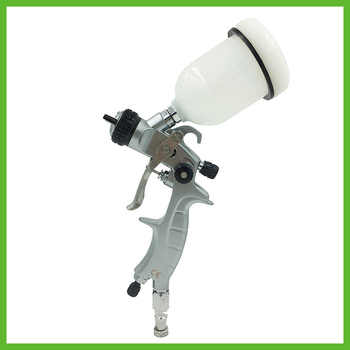 SAT1216M professional high quality mini airbrush spray guns nozzle 1.0 for car painting pneumatic machine tool - DISCOUNT ITEM  30% OFF All Category
