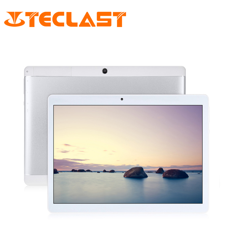 Teclast X10 10.1 Inch 3G Tablet Android 6.0 OS MTK6580 Quad-Core 1.3GHz CPU 1GB RAM 16GB ROM With OTG Function Phablet