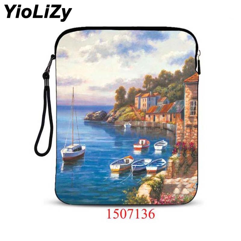 customized laptop bag pouch 9.7 10.1 inchUltrabook protective case notebook sleeve tablet covers for samsung table IP-1507136