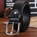 NEW Cowhide Genuine Leather Belts men brand Strap male pin buckle fancy vintage jeans strap male cintos Designers high quality