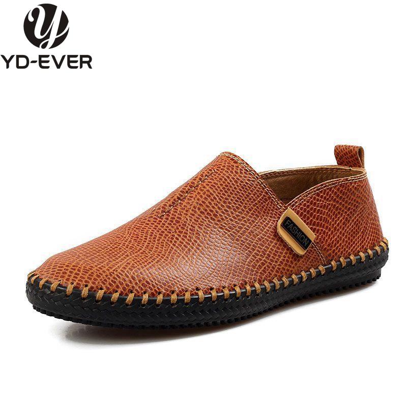 les nouvelles en cuir chaussures de conduite, conduite, de mode décontracté respirable 118988