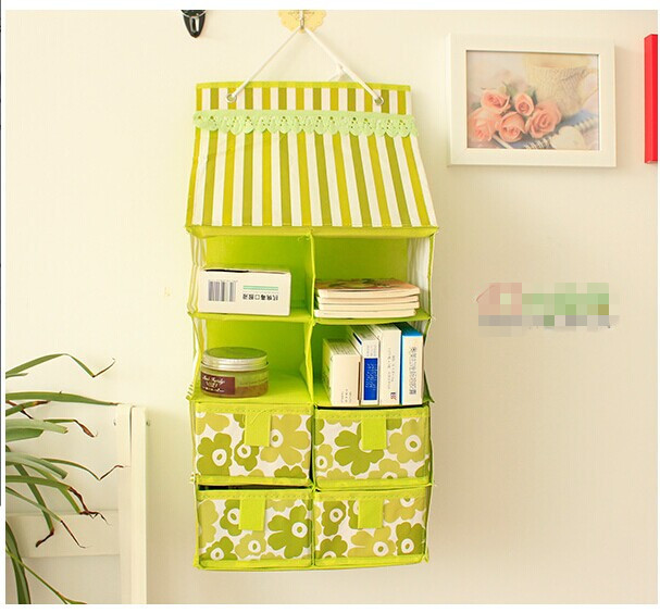 Free shipping iker canvas storage bins clothes organizer container