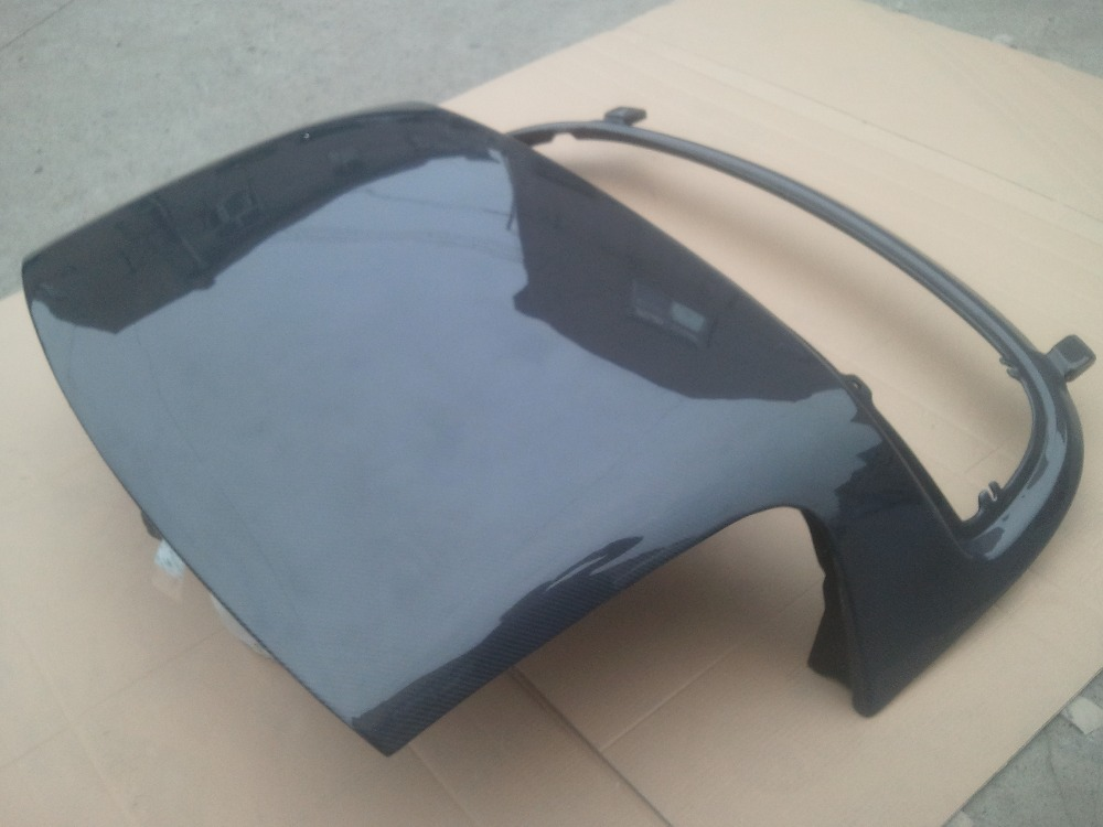 CF MX5 Hardtop (Including Rear Window GLass  PMMA Material) Carbon Fiber