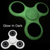 Steel Beads Fidget Spinner Plastic Tri-Spinner EDC Hand Spinner For Autism and ADHD Long Time Anti Stress Spinner Toys