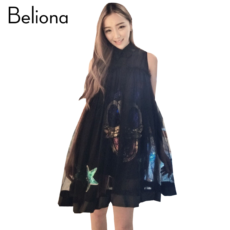 Plus Size 4XL 5XL Net Yarn Maternity Boho Dress Black Loose Maternity Clothes Summer 2017 Bohemian Pregnancy Clothing for Women