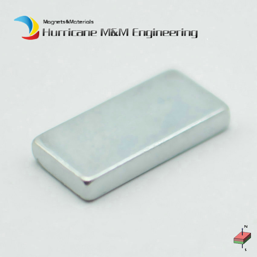 24-300pcs NdFeB Magnet Block 20x10x3 mm Plate Strong Neodymium Permanent Magnets Rare Earth Magnets Grade N42 NiCuNi Plated 79kg pulling ndfeb magnet block 50x30x10 mm 2 strong neodymium permanent magnets 2 rare earth magnets grade n42 nicuni