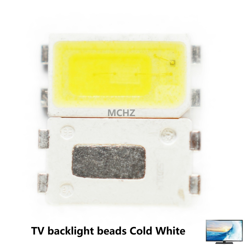 100% True 1000pcs Lextar Led Backlight 0.5w 5630 3v Cool White Lcd Backlight For Tv 1000pcs Tv Application Pt56z03 V2 Goods Of Every Description Are Available Back To Search Resultselectronic Components & Supplies