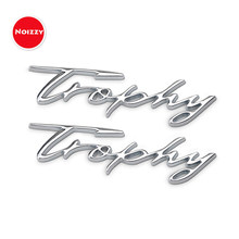 Noizzy Trofee Vip Stijl Premium Auto Auto C Pijler Kant Embleem Sticker Fender Badge Honor Auto Tuning Auto Styling