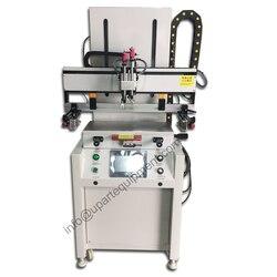 Automatyczny folii maszyna sitodrukarska