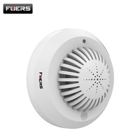 2017 NEW KR SD03 High Sensitivity Low Battery Remind Smoke Fire Detector Sensor Can Linkage With