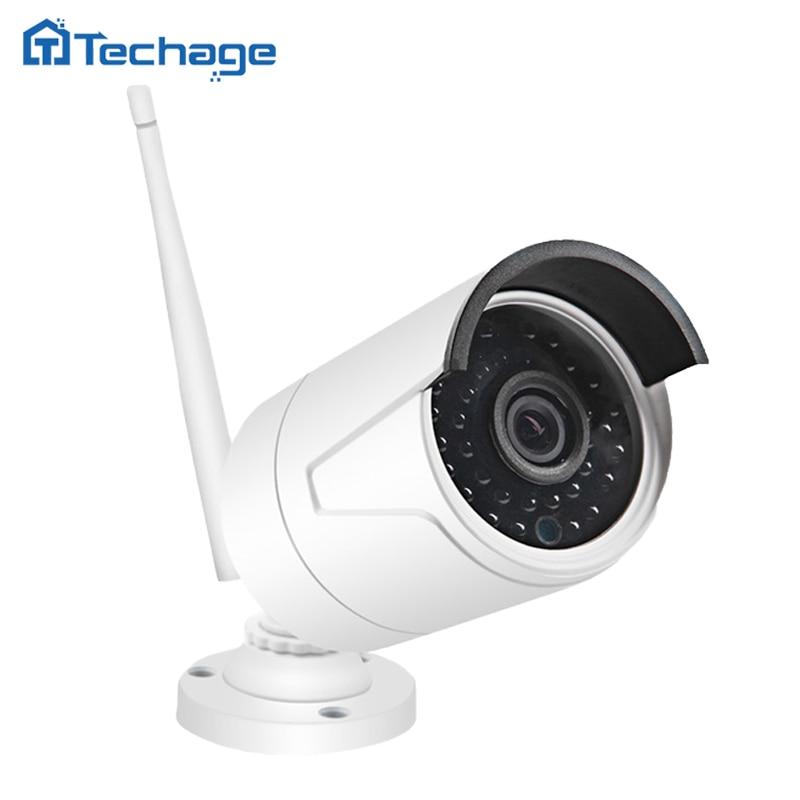 Techage 720p 960p Hd Security Wireless Ip Camera Outdoor