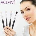 Nuevos Pinceles de Maquillaje Profesional Maquillaje Fundación Belleza Sombra de Ojos Cosméticos Maquillaje Cepillo Conjunto Kit de Herramienta Eyeline