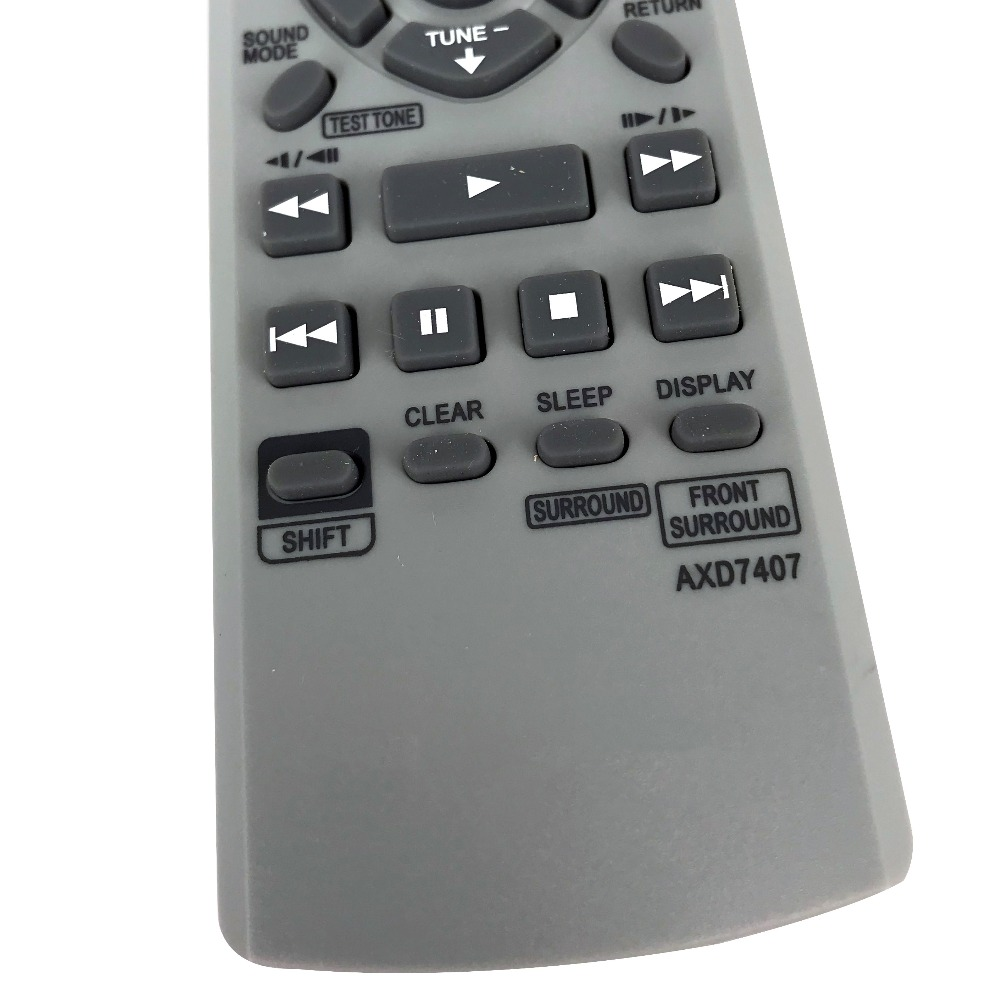 New Replacement AXD7407 For Pioneer DVD CD XV DV232 XV DV240 XV DV350 S DV232 S DV340ST S DV240SW Remote Control in Remote Controls from Consumer Electronics