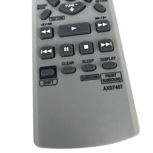 Image 2 - New Replacement AXD7407 For Pioneer DVD / CD XV DV232 XV DV240 XV DV350 S DV232 S DV340ST S DV240SW Remote Control