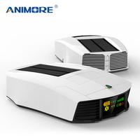 ANIMORE Car Air Purifier Air Cleaning In Addition to Formaldehyde Haze Purifiers Intelligent Household Benzene Purifier
