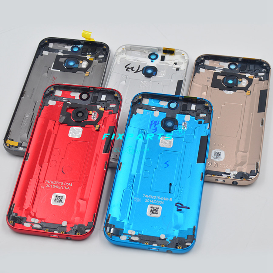 One 2 M8 Battery Back Cover