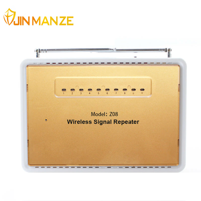 цены  New 433mhz Wireless Signal Range Extender Signal Amplifier Repeater Enhance Strengthen Sensor Signal Booster for Alarm System